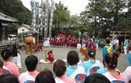 宝来山神社秋祭り